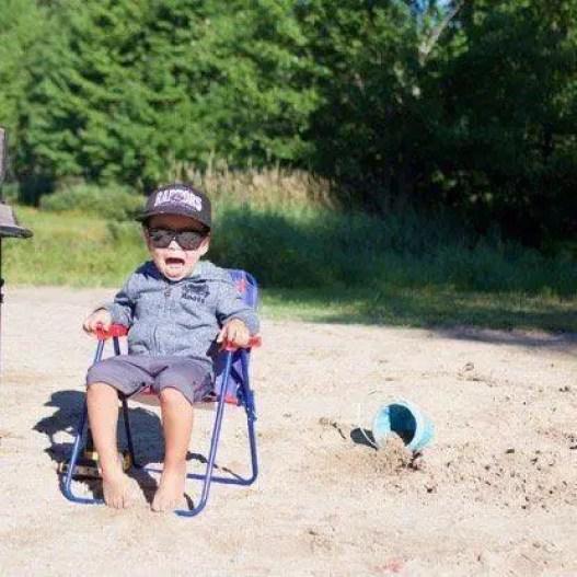 Toddler Beach Chair