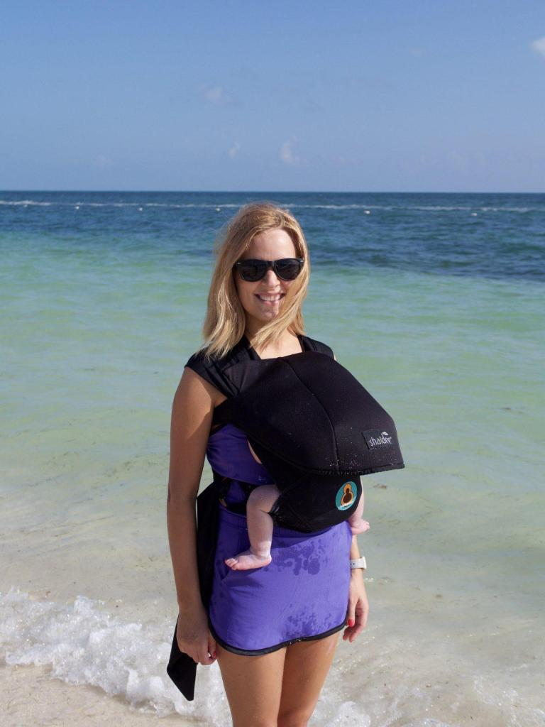 best baby carrier for water