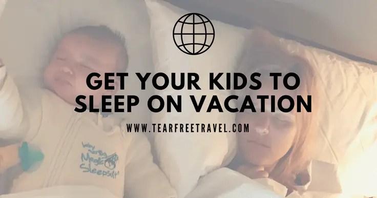 The 8 Tricks I Use To Get My Kids to Sleep Anywhere