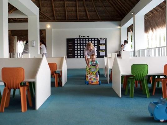 Finest Resort Mexico: Kids Club