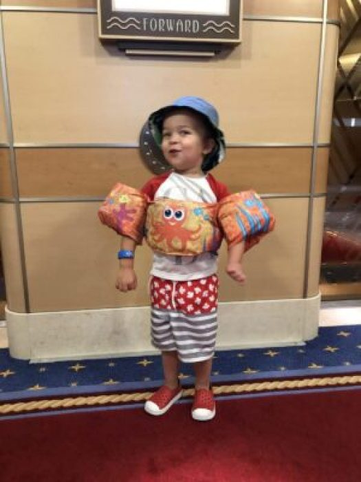 Toddler Travel Gear: Best Toddler Flotation Device