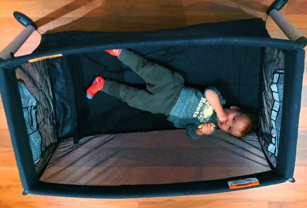 Best Toddler Travel Bed for Tall Toddlers