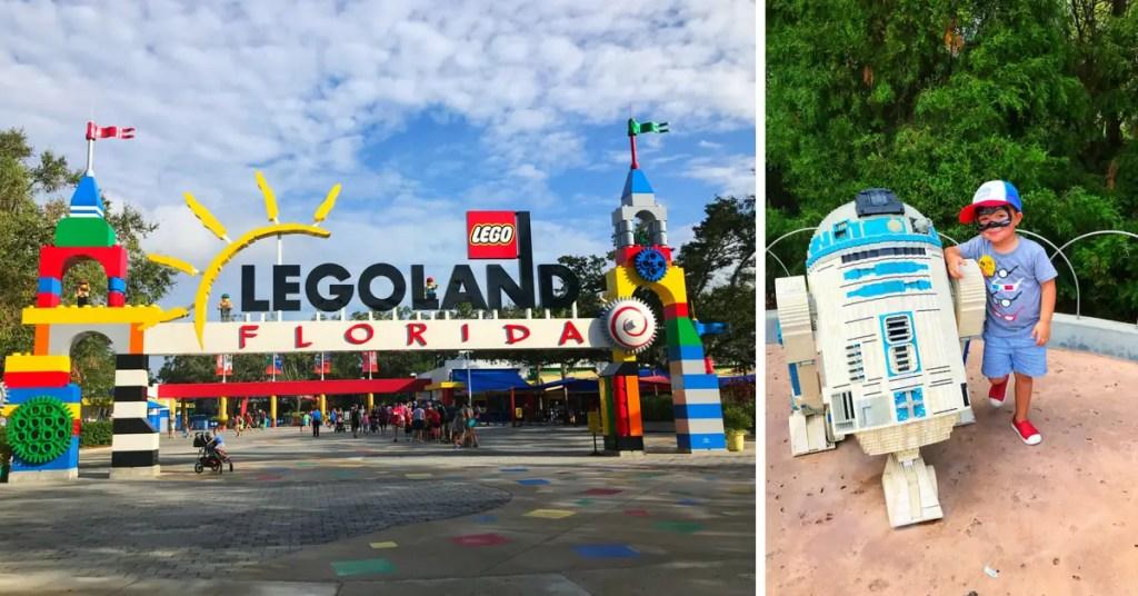 Legoland Tips