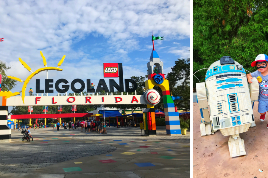 Legoland Florida: Tips for the best trip ever!