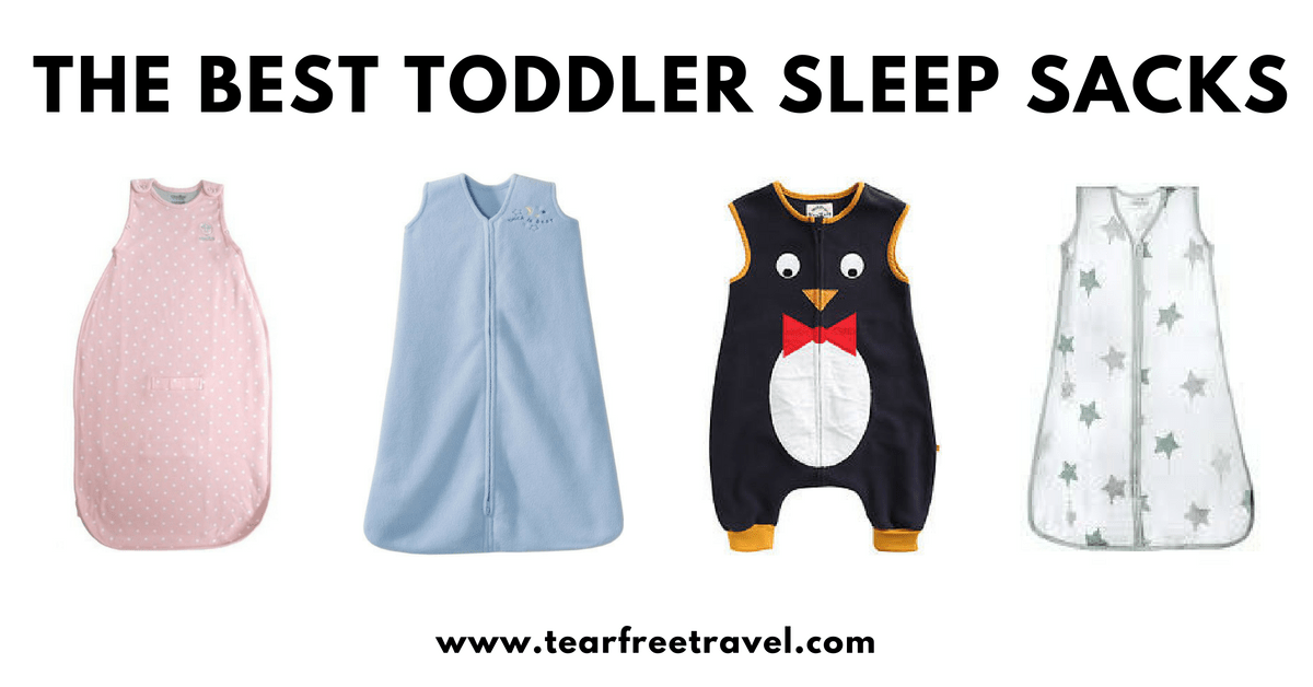Best Toddler Sleep Sacks