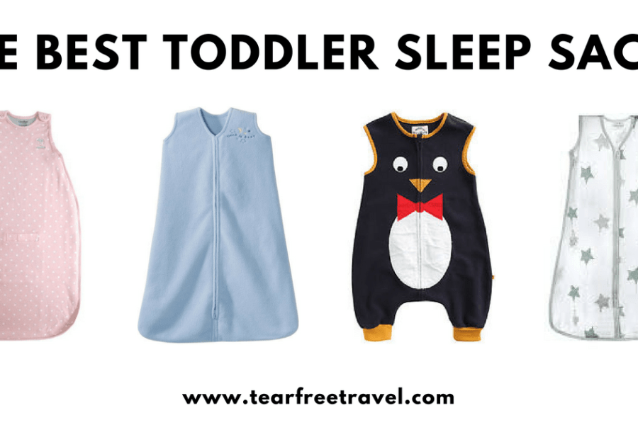 Our Honest Review of The Best Toddler Sleep Sacks