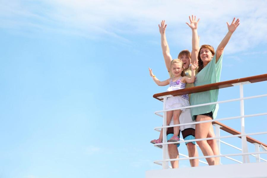 Thinking of a family cruise? Our review of the best cruises for kids