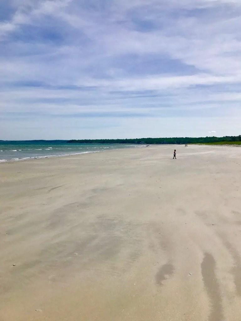 Quarterdeck Resort Beach