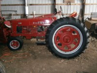 Roger Timpe Farm Auction