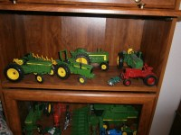 Harvey Richardson: Antiques, Collectibles, Farm Toys, Household, Tools, Garden Tractor
