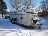 David W. Hammer Estate & Kay Hammer: Sheep Equip, Farm Equip, Low-Profile Trailer, Tools, Misc.