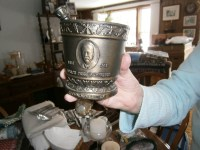 Joyce Farrey Family: Antiques, Collectibles, Household & Garden Supplies