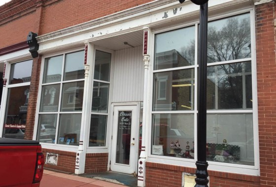 Salon in the heart of downtown Shullsburg