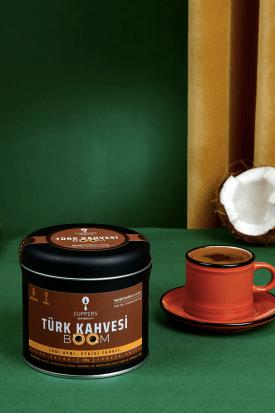 Yağlı Türk Kahvesi Boom – Turkish Coffee Boom – 150g