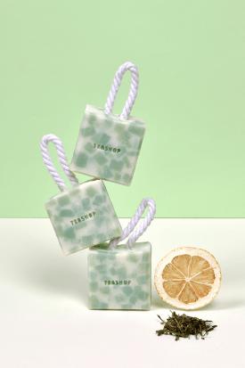 Tea Soap Green – Yeşil Çay Özlü Artizan Sabun – El Yapımı