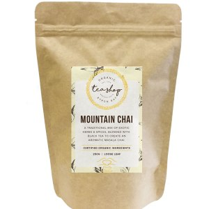 Mountain Chai Eco Pouch
