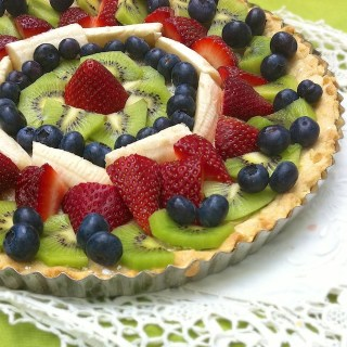 German Fruit Tart | The Recipe ReDux