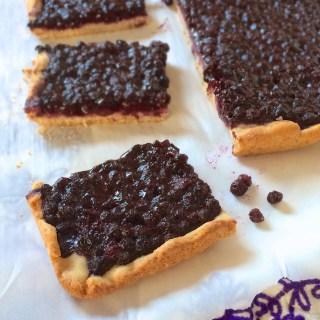 Wild Blueberry Focaccia   The Recipe ReDux