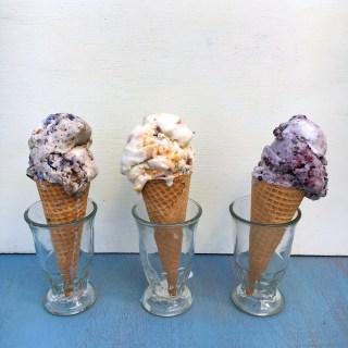 Fruit + Herb Ice Cream Mix-Ins