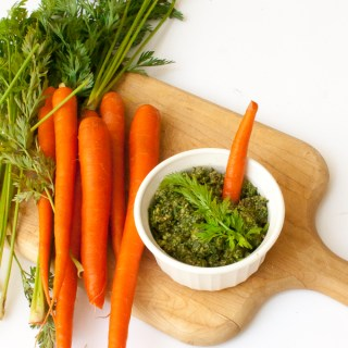 The Secret Ingredient to Keep Pesto Bright Green | Healthy Kitchen Hacks