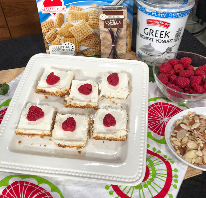 Affordable and festive appetizer, side dish and dessert ideas for your holiday parties made easy by ALDI