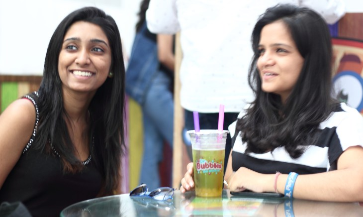 simran-and-kiran