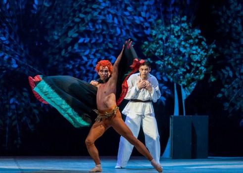 Balet Djavo u selu HNK Split