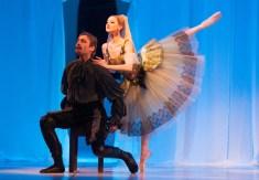Split,13022013- HNK Split, premijera baleta Don Quijote.Snimio: Matko Biljak