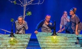 Split24/11/15-HNK Split sezona 2015/16. Drama Kaseta brokava u reziji Nenni Delmestre .Snimio:Matko Biljak