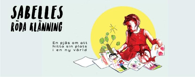 Logo-Sabelles Röda Klänning