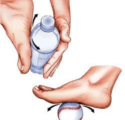 heel pain exercise
