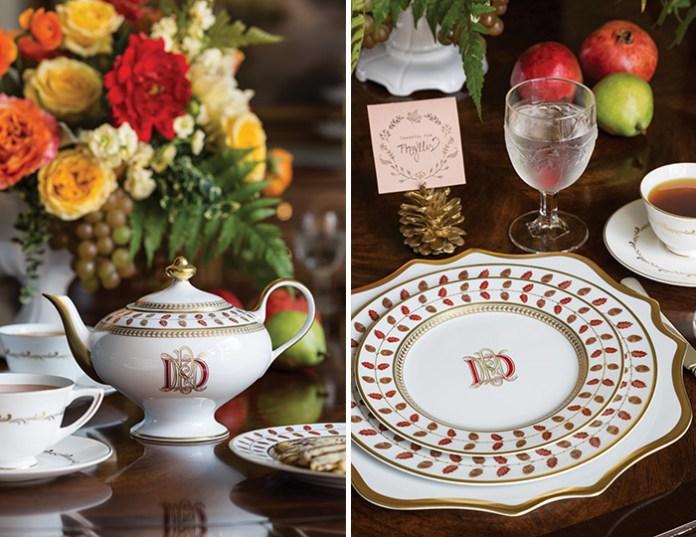 A Bountiful Thanksgiving Tea