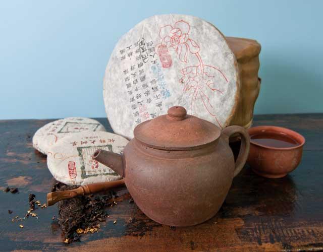 Ming Dynasty Teapot