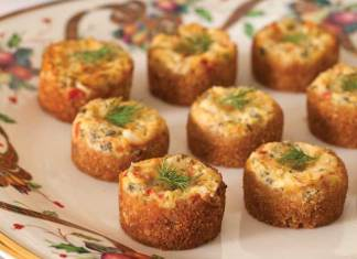 Lobster Cheesecakes