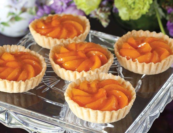 ApricotAlmondTarts