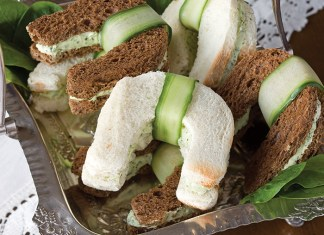 Benedictine-tea-sandwiches