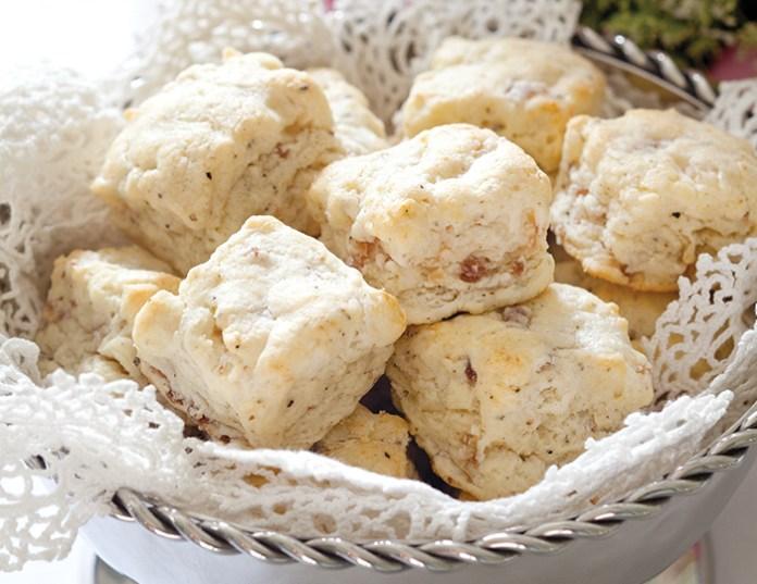 country-ham-scone