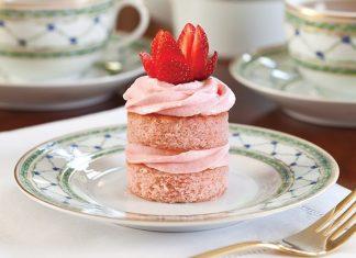 strawberry-jam-cake