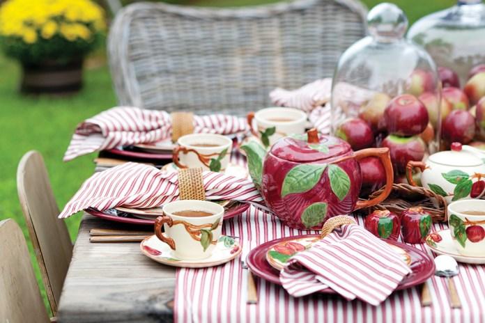 5 Inspiring Autumn Tea Tablescapes