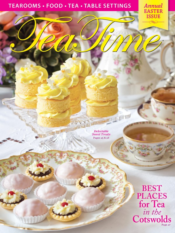 MarchApril 2017 issue TeaTime Magazine