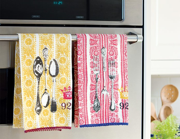 Tea Towels: More Than Decoration