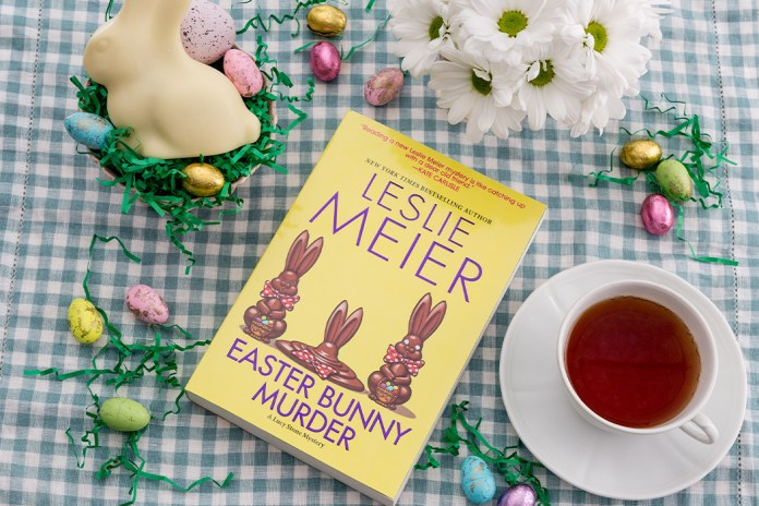 Leslie Meier's Easter Bunny Murder is a Real Page Turner