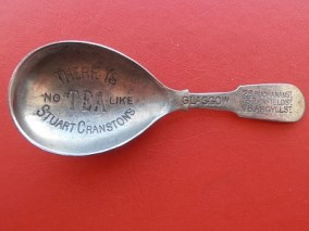 Stuart Cranston's TEA Spoon