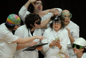 Taller de teatro para jóvenes