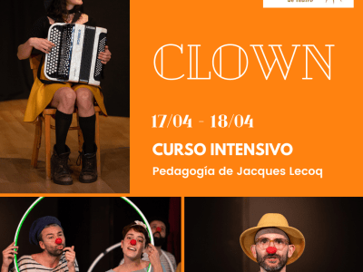 Curs intensiu de clown
