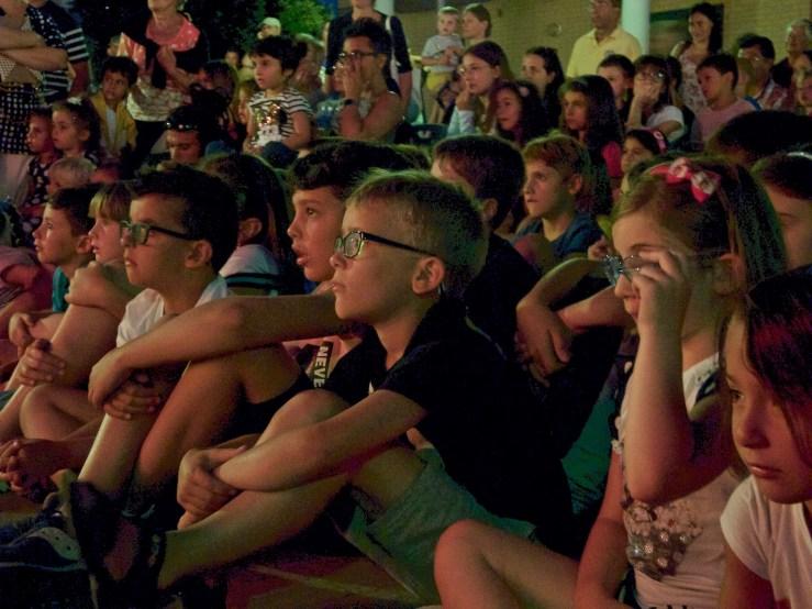 il pubblico a San Vincenzo - 2016