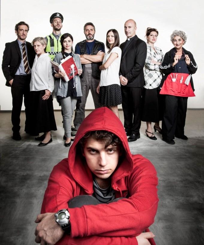 Lo strano caso del cane ucciso a mezzanotte (Teatro dell'Elfo) | Teatro.it