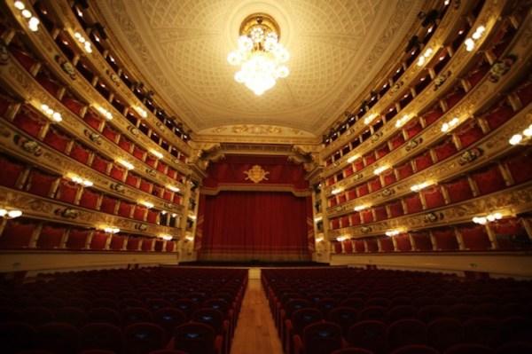 Teatro ALLA SCALA di Milano: SPETTACOLI E BIGLIETTI ...