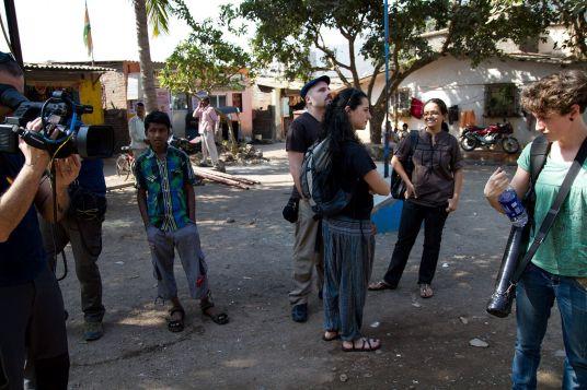 Títeres Sin Cabeza en India