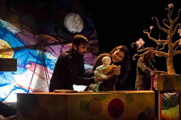Kiti Kraft en Teatro Arbolé 1